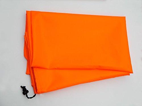 Outboard Motor Waterproof Prop Propeller Bag Cover Orange Test
