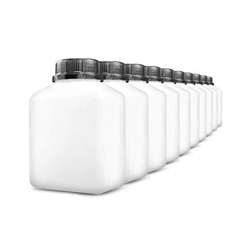 Preisvergleich Produktbild 10x MWT Refill Pulver für Brother MFC-L 5700 5750 6800 6900 füllt TN3480 TN-3480 Black