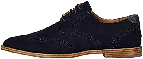 Marchio Amazon - find. Derby Uomo, Marrone (Tan), 47 EU