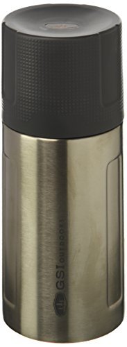 GSI Outdoors - 0,5 L Vakuum-Isolierflasche Edelstahl Gsi Glacier Stainless Steel Bottle