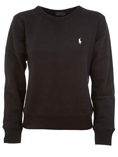 Ralph Lauren Damen V38ij105bjaa0b0jaf Grau Baumwolle Sweatshirt