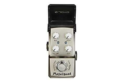Pedale De Distortion - JOYO JF-315 Metal Head Distortion Pédale d'effet