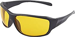 Amour-propre Yellow Lens Night Driving Sunglasses-AP570