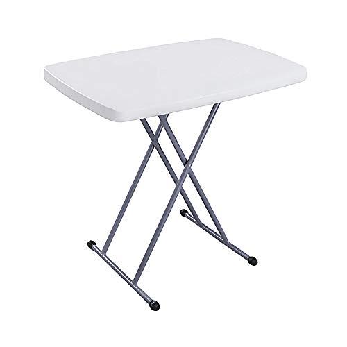 NNDQ Einstellbare Faltbare Laptop-Tisch TV-Tablett, persönliche Klapptisch, leichte tragbare Camping-Tisch, für Picknick Strand Outdoor Indoor