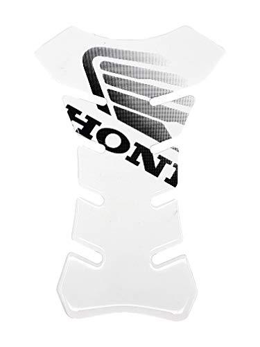 quattroerre 18080Protección para depósito Moto Honda 3D, Transparente