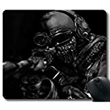 Call Of Duty Fantasmi Z26C5X Mouse Pad / tappetino per mouse, Bella Tappetino mouse
