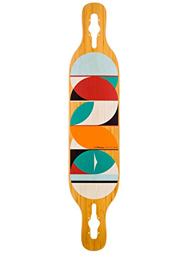 Unbekannt Longboard Deck Loaded Dervish Sama 2.0 42.8