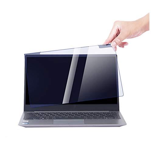 JANEFLY Laptop-Computer-Schutz mit Anti-Blau-Licht für 17-19inch, Anti-Glanz, Entlasten Überanstrengung der Augen, Hänge Getue freier Installation(440 * 290mm)