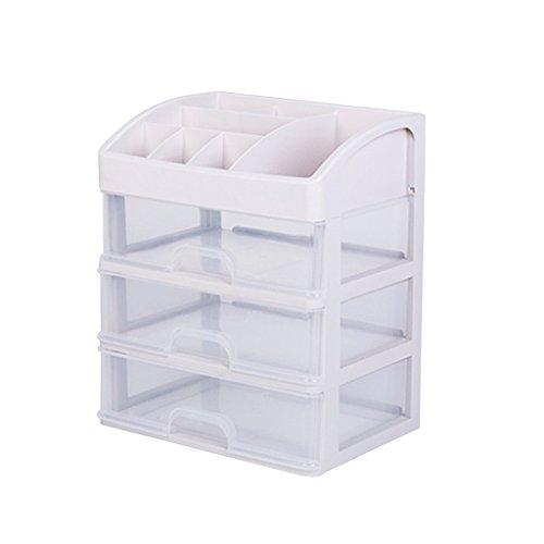 Aktenschränke Schreibtisch-Aktenbriefpapier-Speicher-Kabinett-Aufbewahrungsbehälter-Büro-Versorgungsmaterial-Fach-Art Plastiktransparentes Aufbewahrungsbehälter-Regal UOMUN (Regal-speicher-kabinett 3)