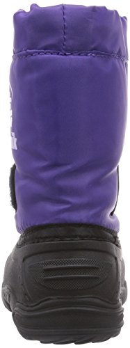 Kamik Tickleeu, Bottes mixte enfant Violet (purple-violet / Pur)