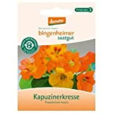 Bingenheimer Saatgut Kapuzinerkresse (1 Stück 1 Stück) - Bio