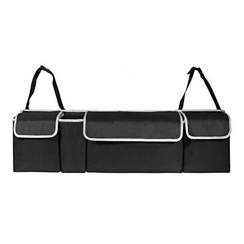 housesweet Auto-Rücksitz-Organizer, mehrere Taschen, Kofferraum, Wasserflasche, Auto-Organizer, super Kapazität