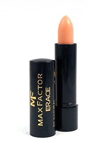 Max Factor Erace Cover Up Concealer Stick Natural 01