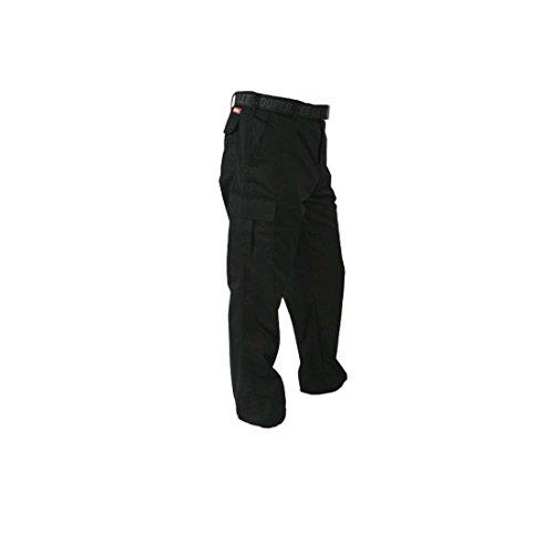 Lee Cooper Workwear, Pantaloni cargo da lavoro, 30S, nero, LCPNT205, 35
