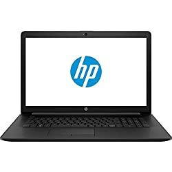 "HP 17-by0002nf PC Portable 17"" Noir (Intel Celeron, 4 Go de RAM, 500 Go, Intel UHD 600, Windows 10)"