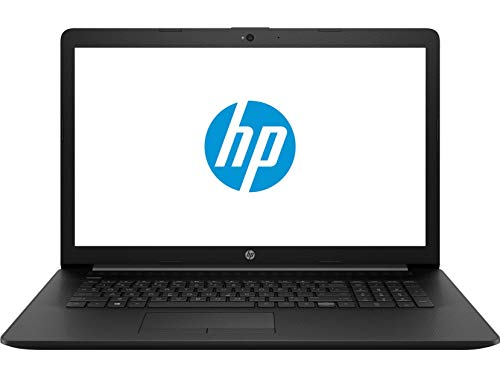 HP 17-by0002nf PC Portable 17' Noir (Intel Celeron, 4 Go de RAM, 500 Go, Intel UHD 600, Windows 10)