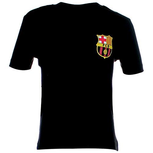 Barcelone Camiseta Mangas cortas Niños FCB Barça