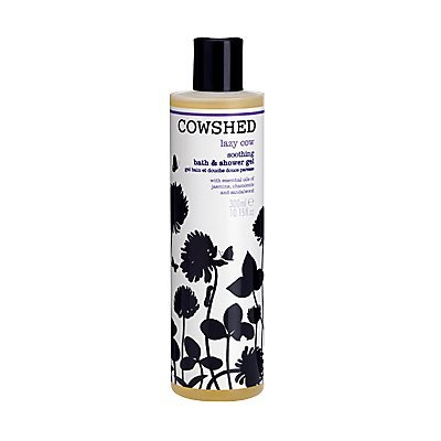 Cowshed Lazy Cow Soothing Bath & Shower Gel, 300ml