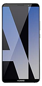 Huawei Mate 10 Pro (Single-SIM) 128GB Android 8.0 UK version SIM-Free Smartphone -Titanium Grey