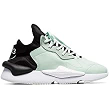 check out 59cff 47214 adidas Y-3 Yohji Yamamoto Sneakers Donna F97414 Pelle Verde