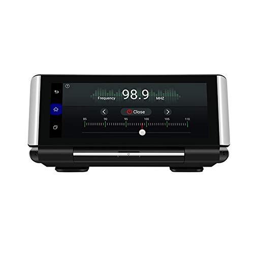 ATpart Dash Cam 1080P Full HD Auto DVR Dash Kamera 170 Grad Weitwinkel Videorecorder Mit Rückfahrkamera g-Sensor Kamera Auto Driving Auto Kamera