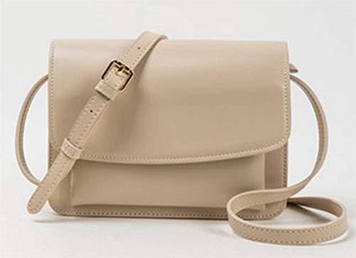 DANGJIANBAO Die Mode einfach umhängetasche schräg über die Kleine Tasche WEIBLICHE tofu - Tasche Joker Kleine Tasche Frauen.