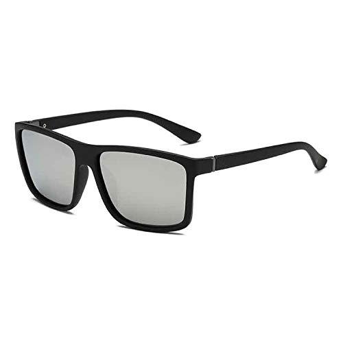 FIRM-CASE New Square polarisiertem Licht Sonnenbrille klassischen Männer Frauen TAC Driving Sonnenbrillen Photochromie Brillen, 6