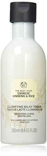 The Body Shop Milky Toner Ginseng & Rice -