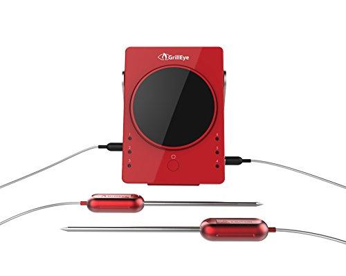 Preisvergleich Produktbild Grilleye Thermometer Bluetooth 6Sensoren