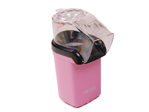 Preisvergleich Produktbild Elpine - Elektrische Popcorn Maschine In Rosa 31341C