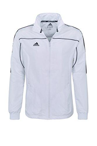 Adidas, Giacca sportiva Teamwear Verde (Weiß)