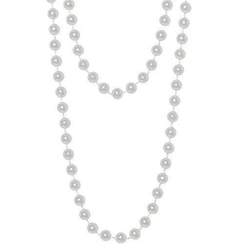 Fancy Me Damen 1920s Jahre 20s Flapper Perle -