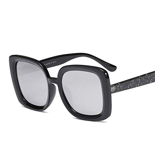 Taiyangcheng Polarisierte Sonnenbrille Neueste Übergroße Quadratische Sonnenbrille Frauen Sexy Luxusmarke Designer Gradienten Sonnenbrille Weibliche Vintage Shades Brillen Uv400,C2