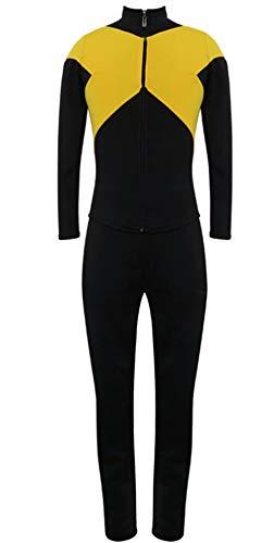 Jean Grey Kostüm - qingning Dark Phoenix Cosplay Uniform Jean