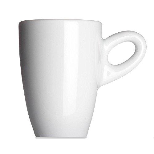 """4-er Set Espresso-Tassen Serie /""""Classic/"""" von Walküre Porzellan Espressotasse"""