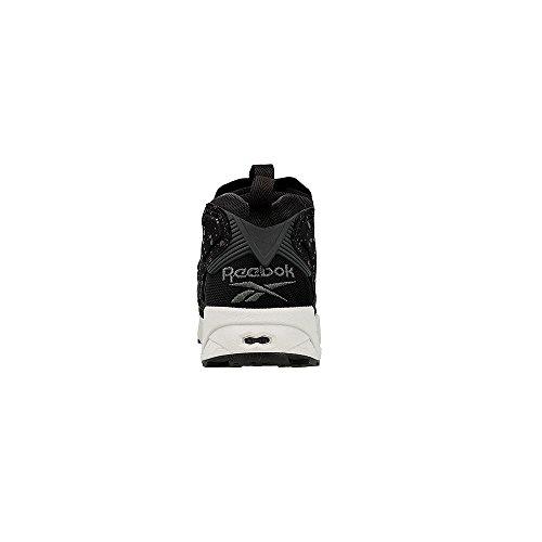 Basket Reebok instapump Speckle Bladder en néoprène noir Noir