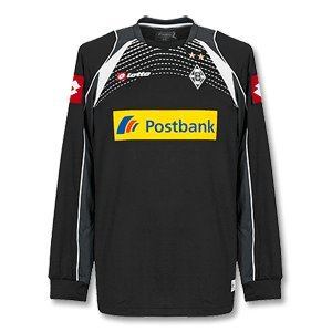 Borussia Mönchengladbach Torwarttrikot Home 2013, XL (Shirt Lotto Home)