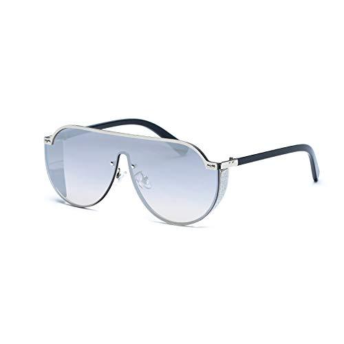 Fashion Big Frame Sunglasses Siamese Sunglasses, 7Outdoor-Sportbrillen polarisierte Sonnenbrillen Reitbrillen, geeignet zum Golf-Bikes beim Fischen mit Baseball