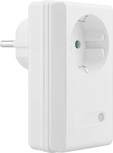 mumbi FS306/1 Erweiterung Funksteckdose - für mumbi Serie FS306 / FS300 / FS600 - Plug & Play 1 Funkschalter 3600 Watt