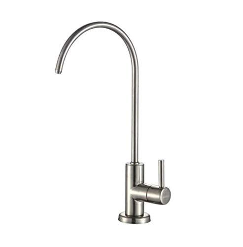 Wasserhahn Badarmaturen Küchenarmatur Waschtischarmatur Mit Zugstangespoutstainless Stahl-Trinkwasser-Reiniger-Hahn Küchen-Wasserreiniger-Hahnⅰ14248