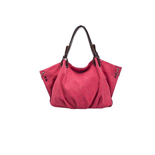 Portafoglio donna Borsa a mano tessuto modello Elisa, stagione primavera estate 2016, in diversi colori Rosa