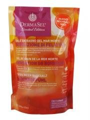 DermaSel Limited Edition Dead Sea Bath Salt Happiness Sensation