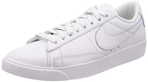 Nike Damen W Blazer Low Le Fitnessschuhe, Weiß White 111, 38 EU