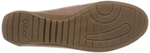Gabor Shoes Gabor Jollys, Mocassins Femme Multicolore (Antikrosa/coca)