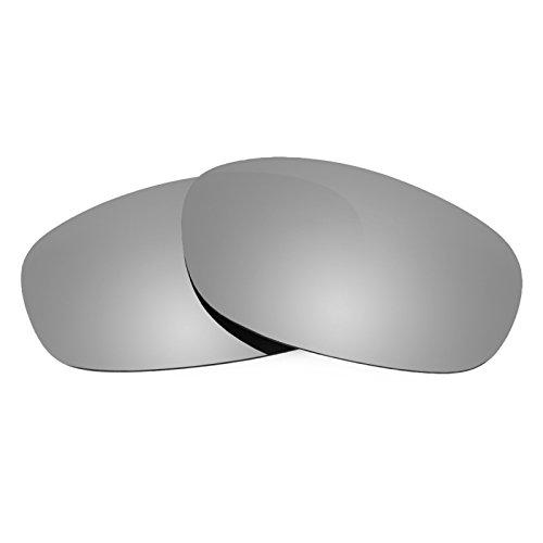 Revant Ersatzlinsen für Maui Jim Navigator MJ110 Polarisierung Elite Titanium MirrorShield®