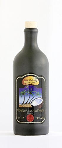 Golden Coconut Rum Liqueur