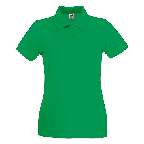 Fruit of the LoomDamen T-Shirt Kelly Green
