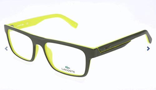 Lacoste Herren L2797 Brillengestelle, Grau, 54