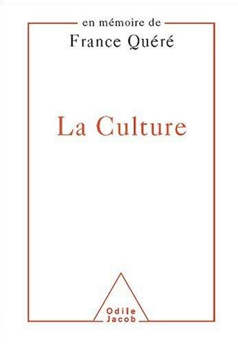 La Culture : En mmoire de France Qur