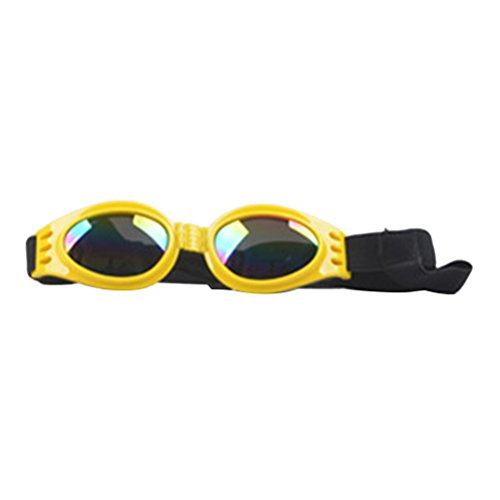 Zhhlaixing angewandt High Quality Foldable Dog Sunglasses Fashion Eye Protection UV